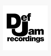 Def Jam Photographic Print