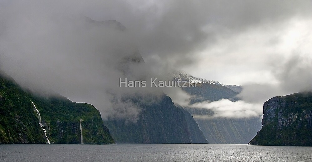 1384 Milford Sound 5 by Hans Kawitzki