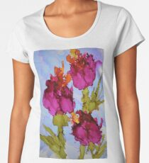 Fresh Tulips Women's Premium T-Shirt
