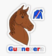 Gunnevera  Sticker