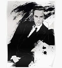 Sherlock BBC (Jim Moriarty) Poster