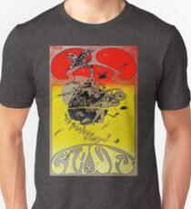Retro 60's Psychedelic Unisex T-Shirt