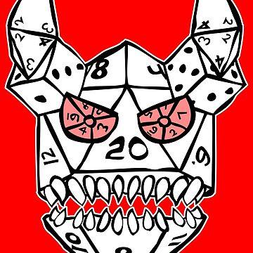 Beast 20 by GrimDork