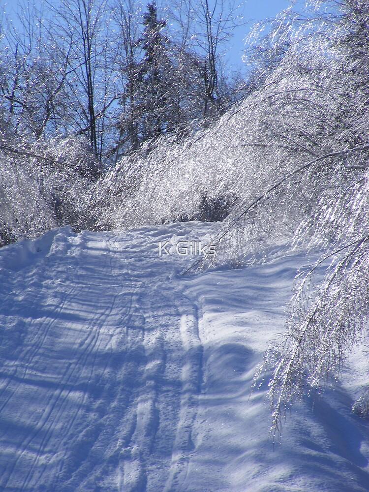 Ice is Nice by K Gilks