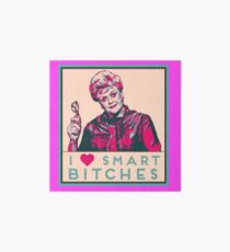 I heart smart b****es like JB Fletcher  Art Board