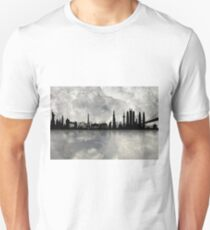 The Best city skyline Unisex T-Shirt