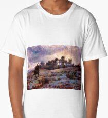 Jon Snow of Winterfell Long T-Shirt