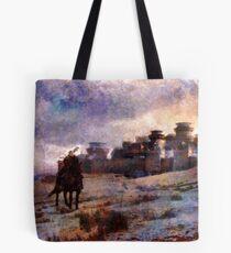 Jon Snow of Winterfell Tote Bag