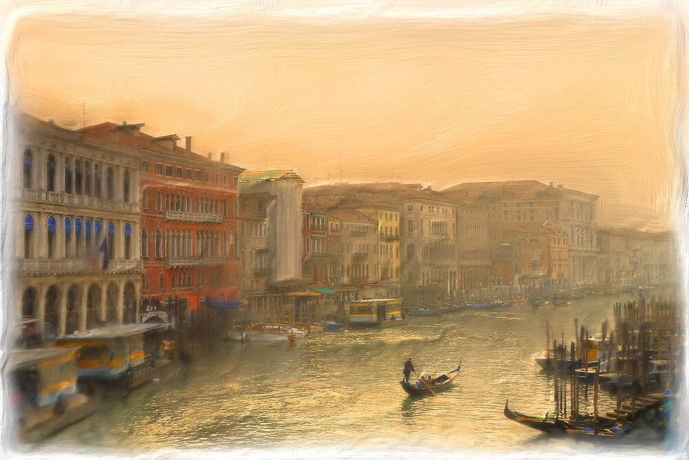 Venice by Michael Walsh