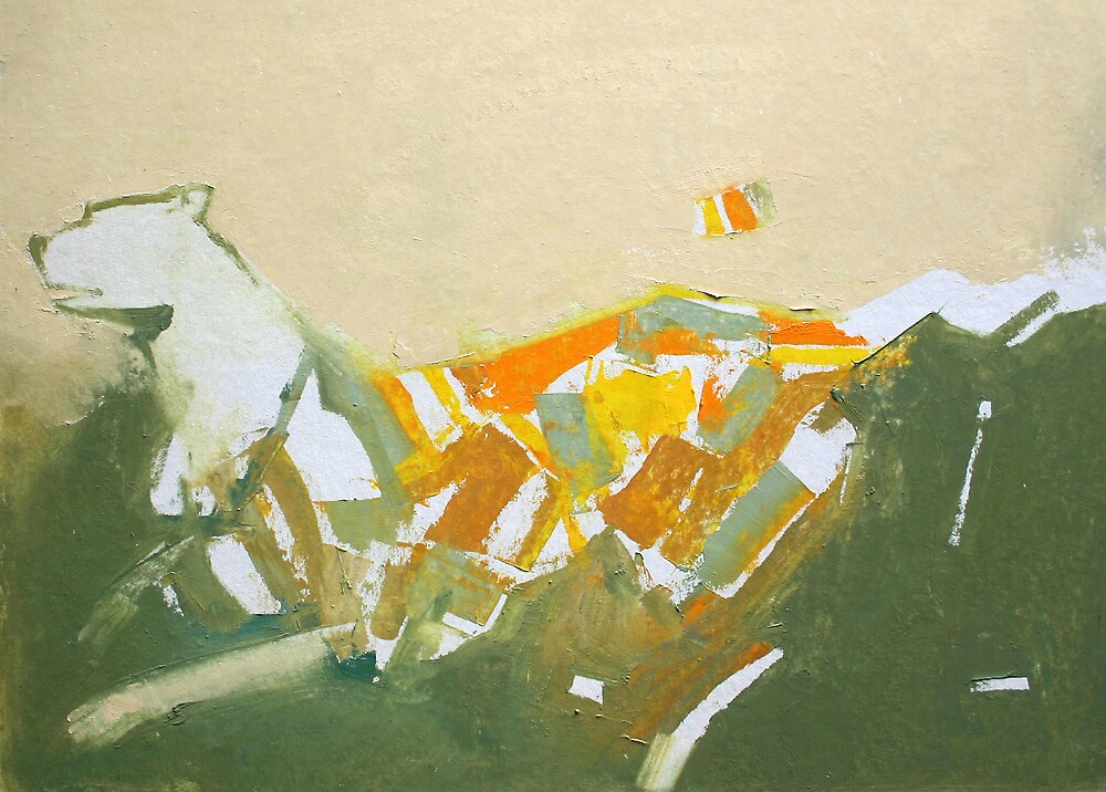 lioness 2 by Valeriu Buev