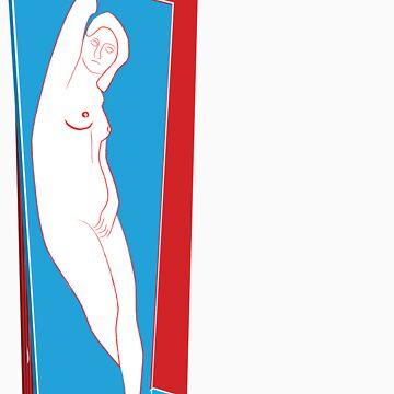 Venus Standing by ryanpederson