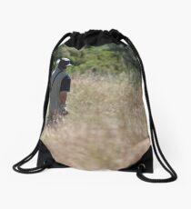 The Birder Drawstring Bag