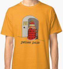 Indiana Dalek Classic T-Shirt