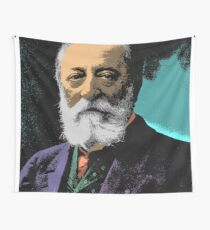 Camille Saint-Saens Wall Tapestry