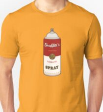 Graffiti's Tomato Spray Unisex T-Shirt