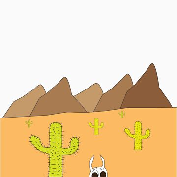 The Desert by ryanpederson