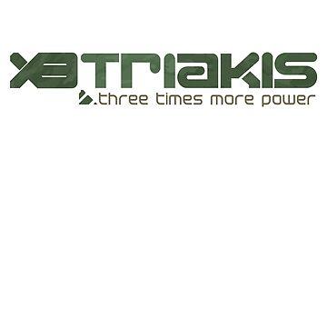 Triakis HD by KagenFrost