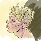 prettyboy sketch by Derek Des Anges