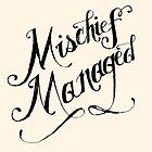Mischief Managed by thingsdrawnbad