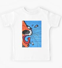 Time For a Cat Nap Kids Tee