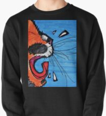 Time For a Cat Nap Pullover Sweatshirt