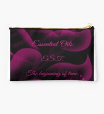 Essential Oils EST Beginning of time Studio Pouch