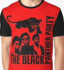 BLACK PANTHER PARTY Graphic T-Shirt