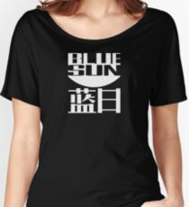 Blue Sun Corporation Logo Women's Relaxed Fit T-Shirt