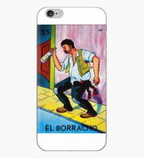 El Borracho - Loteria iPhone Case