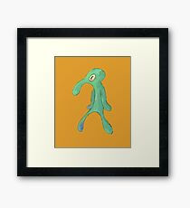 I Call It Bold And Brash Framed Print
