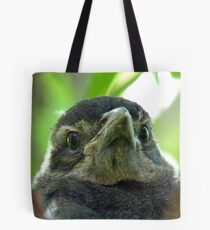 What on Earth are you! - Baby Magpie - NZ - Southland Tote Bag