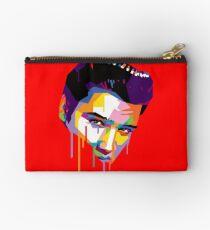Bolso de mano Elvis en rojo
