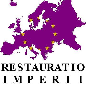 Restauratio Imperii by mgcamacho