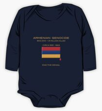 Armenian Genocide One Piece - Long Sleeve