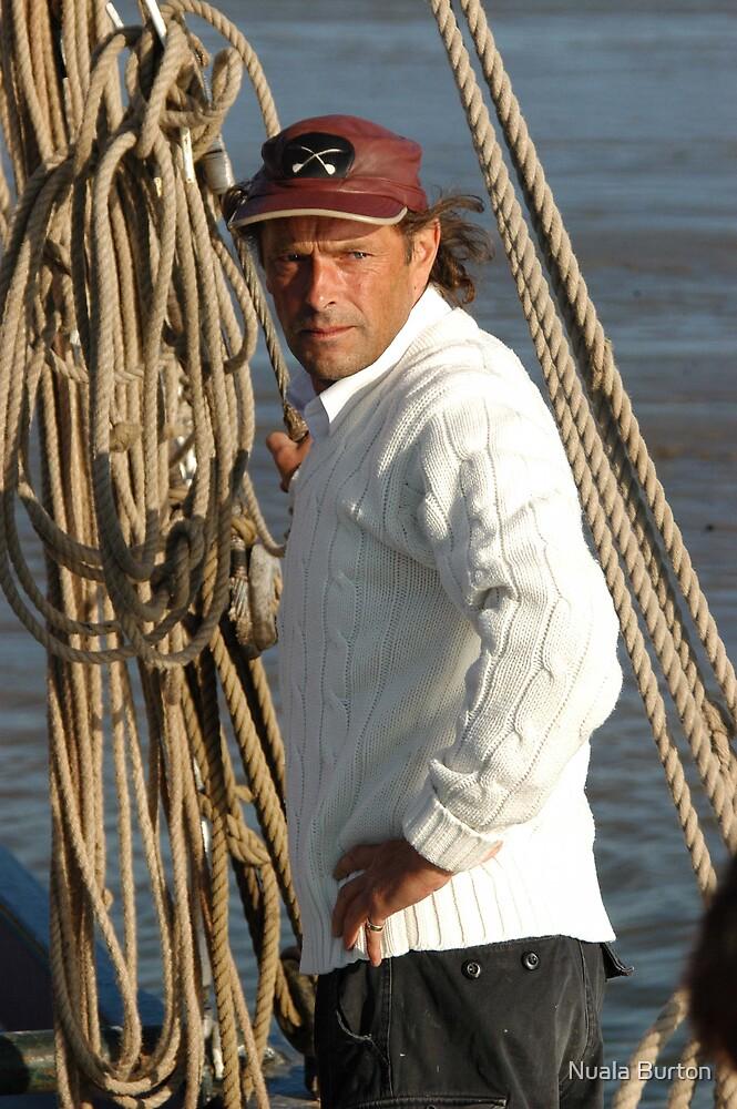 Captain of the Cricket by Nuala Burton