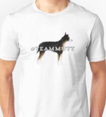 Team Mutt: Tricolor Unisex T-Shirt