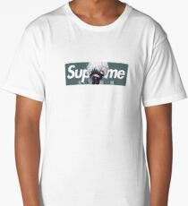 Tokyo Ghoul Kaneki x Supreme Parody Box Logo Long T-Shirt