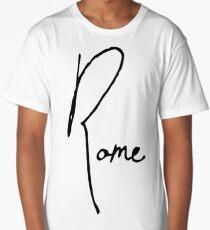 Rome Italy Long T-Shirt