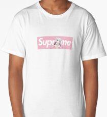 Dragon Maid Kanna x Supreme Parody Box Logo Long T-Shirt