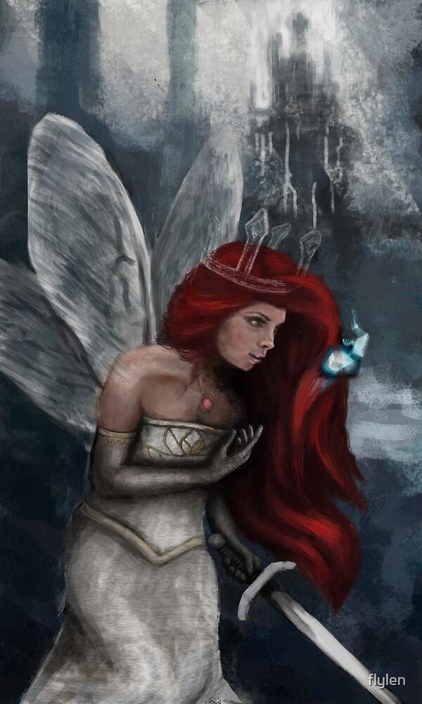 Child of Light by flylen