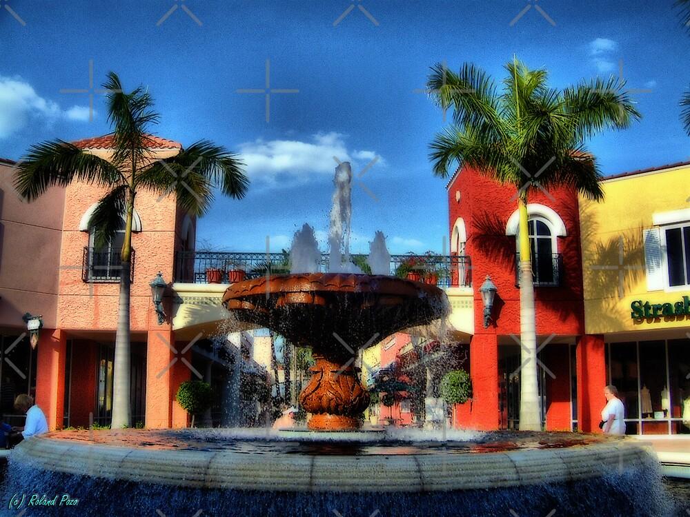 Miromar Fountain by photorolandi