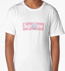 Eromanga Sensei Sagiri x Sup Me Parody Box Logo Pink Long T-Shirt