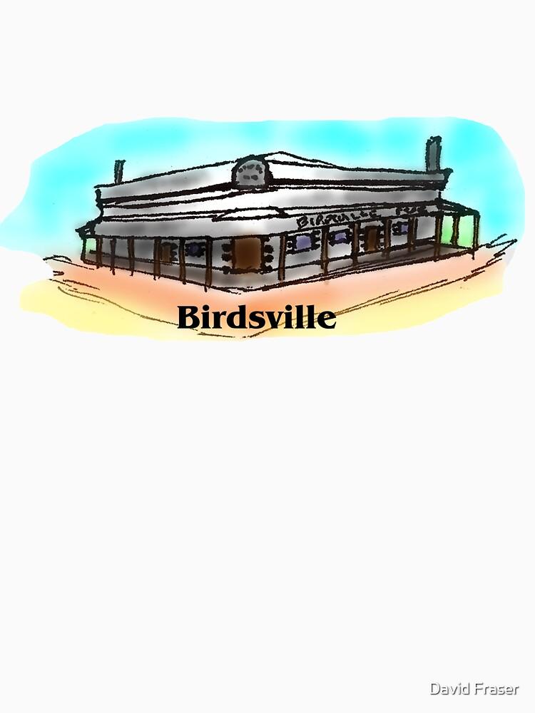 Birdsville by davidfraser