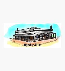 Birdsville Photographic Print