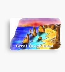 Great Ocean Road - Victoria - Australia Canvas Print
