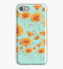 California poppy  iPhone Case/Skin