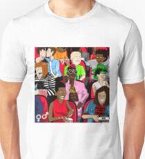 TEENAGE EMOTIONS Unisex T-Shirt