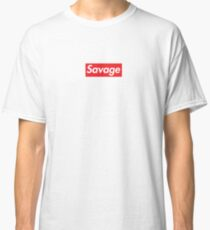 Supreme savage line Classic T-Shirt