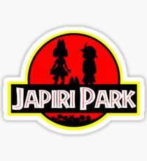 Japari Park Kemono Friends Sticker