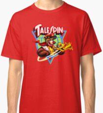 Talespin, Baloo Logo Plane Classic T-Shirt